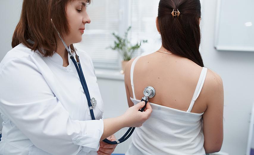 Причины и лечение острого бронхита