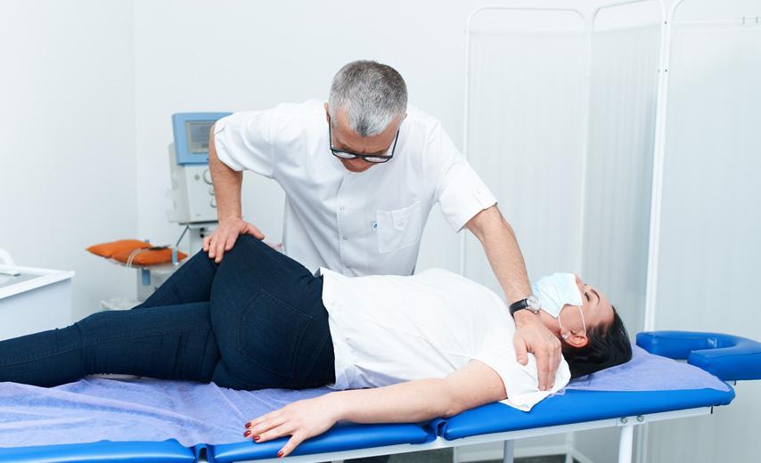 Лечение межпозвоночной грыжи шейного отдела позвоночника
