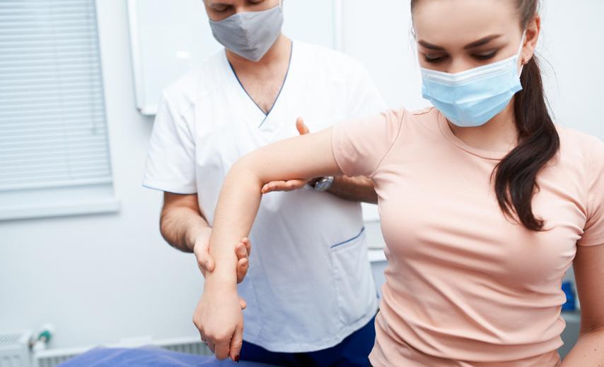 Последствия травм позвоночника и конечностей