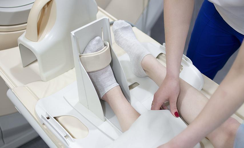 МРТ голеностопных суставов