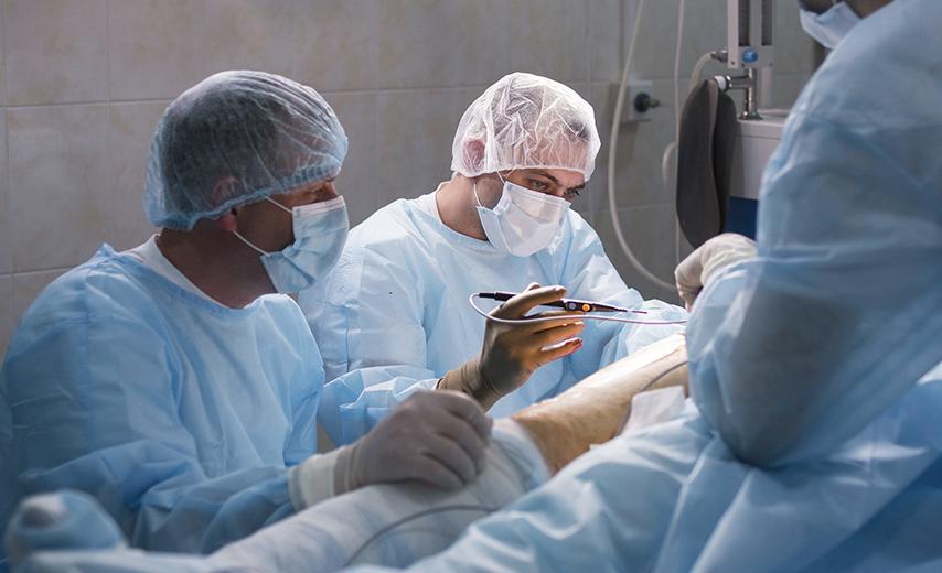Эндопротезирование тазобедренного сустава, артропластика